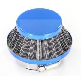 Oro filtras pocket 42mm mėlynas