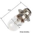 Lemputė priekinė 12V 35/35W P15D-25-1