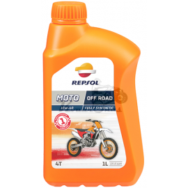 Repsol 10w40 OFF ROAD